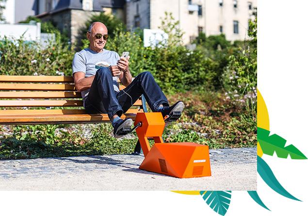 Les avantages des bornes de recharge ILO pour les Espaces publiques