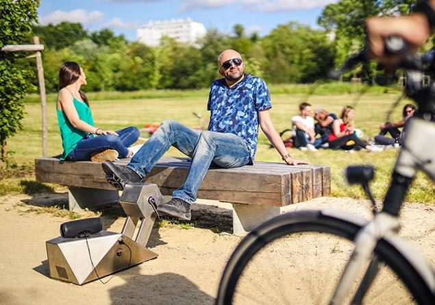 Un mobilier urbain vecteur de communication pour vos politiques publiques